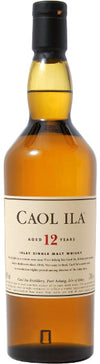 Caol Ila 12 year old whisky