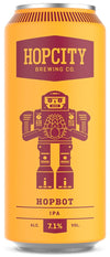 Hop City HopBot IPA 473ml can