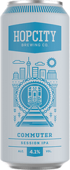 Hop City Commuter Session IPA 473ml can | Canadian Craft Beer