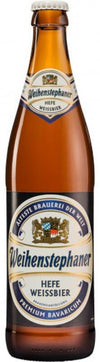 Weihenstephaner Hefeweizen 50cl bottle