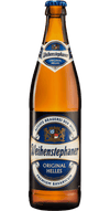 Weihenstephaner Original Helles Lager 50cl Bottle