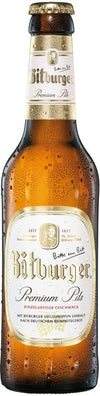 Bitburger Pils 50cl bottle