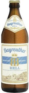 Bayreuther Helles 50cl bottle | German Lager
