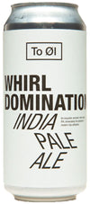 Tool Whirl Domination IPA 44cl can | Danish Craft Beer