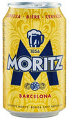Moritz Lager 33cl can | Mitchell & Son Craft Beer