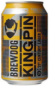 Brew Dog Kingpin Lager 33cl Can