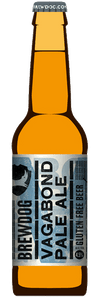 Brew Dog Vagabond Gluten Free Pale Ale 33cl bottle