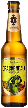 Thornbridge Crackendale Citra Pale Ale 33cl bottle