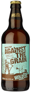 Wold Top Against The Grain Gluten Free Ale 50cl bottle
