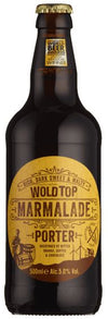 Wold Top Gluten Free Marmalade Porter 50cl bottle