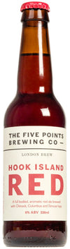 Five Points Hook Island Red 33cl