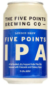 Five Points Brewing IPA 33cl Can