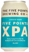 Five Points Brewing XPA 33cl Can