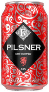 Kirkstall Dry Hopped Pilsner 33cl can | British Craft Beer