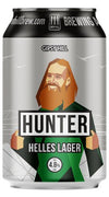 Gipsy Hill Hunter Helles Lager 33cl can