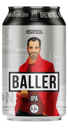 Gipsy Hill Baller IPA 33cl can