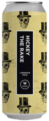 Wylam 'Hickey the Rake' Limonata Pale 440ml can | English Craft Beer