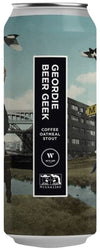 Wylam 'Geordie' Coffee Oatmeal Stout 440ml can | English Craft Beer