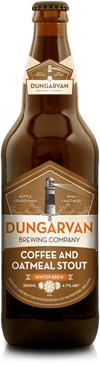 Dungarvan Coffee & Oatmeal Stout 50cl bottle