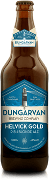 Dungarvan Helvick Gold Irish Blonde Ale 50cl bottle