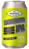 Rascals Wunderbar IPA 33cl Can