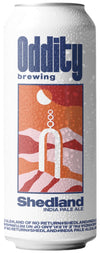 Oddity Brewing Shedland IPA 440ml can | Craft Beer