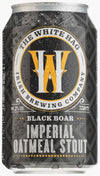 White Hag Black Boar Imperial Oatmeal Stout 33cl can