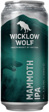 Wicklow Wolf Mammoth IPA 44cl can | Irish Craft Beer