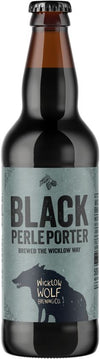 Wicklow Wolf Black Perle Porter 50cl bottle