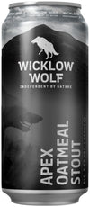 Wicklow Wolf Apex Oatmeal Stout 44cl can | Irish Craft Beer