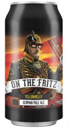 YellowBelly 'On The Fritz' Pale Ale can