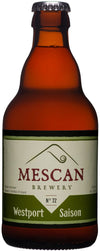 Mescan Brewery Westport Saison 33cl bottle