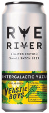 Rye River Intergalactic Yuzu Citrus Gose 44cl can | Irish Craft Beer