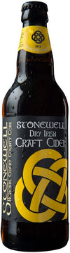 Stonewell Dry Cider 50cl bottle | Irish Craft Cider