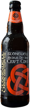 Stonewell Medium Dry Cider 50cl bottle | Irish Craft Cider