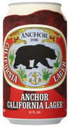 Anchor California Lager Can 355ml bottle