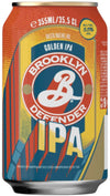 Brooklyn Defender IPA 355ml can