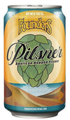 Founders Pilsner 355ml can | American Craft Beer