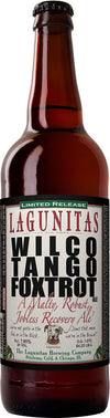 Lagunitas Wilco Tango Foxtrot Imperial Brown Ale 65cl bottle