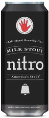 Left Hand Milk Stout Nitro 400ml can