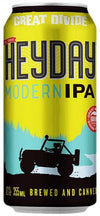 Great Divide Heyday Modern IPA 355ml can