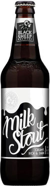 Black Sheep Milk Stout 50cl | English Craft Beer