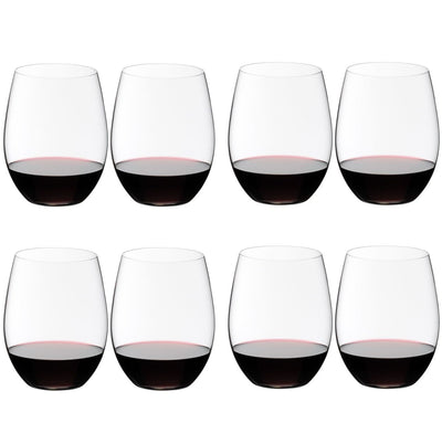 Riedel O Series Cabernet/Merlot Glass | Box of 2 Stemless Wine Glasses