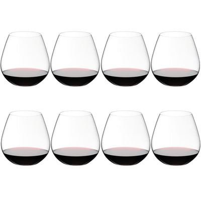 0414/07 Riedel O Series Pinot Noir/Nebbiolo | Box of 2 stemless wine glasses