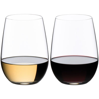 0414/15 Riedel O Series Riesling/Sauvignon Blanc | Box of 2 Stemless Wine Glasses