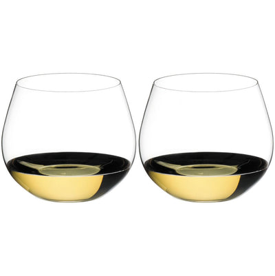 0414/97 Riedel O Series Chardonnay/Montrachet Box of 2 Stemless wine glasses