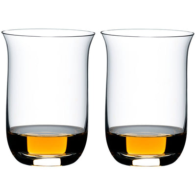 0414/80 Riedel O Series Single Malt Whisky - Box of 2 glasses
