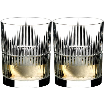 Riedel Shadows Whisky Tumbler | Box of 2