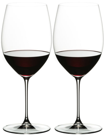 6449/0 Riedel Veritas Cabernet/Merlot Glasses - Box of 2