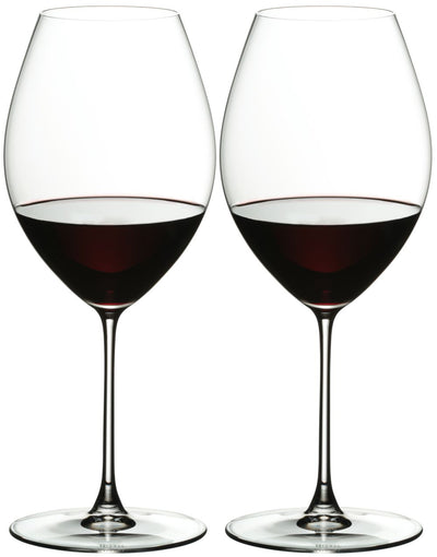 6449/41 Riedel Veritas Old World Syrah Glasses - Box of 2